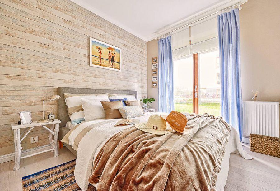 adelaparvu.com despre apartament 2 camere, 48 mp, decor marin, design interior Dream Home, Foto Drako Studio (1)
