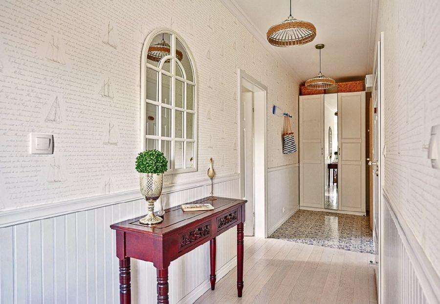 adelaparvu.com despre apartament 2 camere, 48 mp, decor marin, design interior Dream Home, Foto Drako Studio (12)