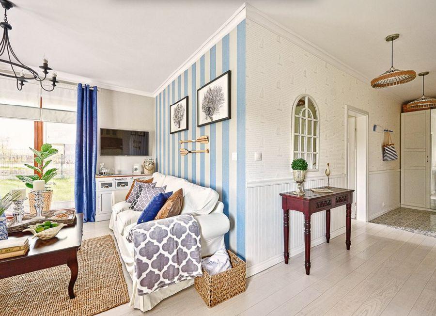 adelaparvu.com despre apartament 2 camere, 48 mp, decor marin, design interior Dream Home, Foto Drako Studio (18)