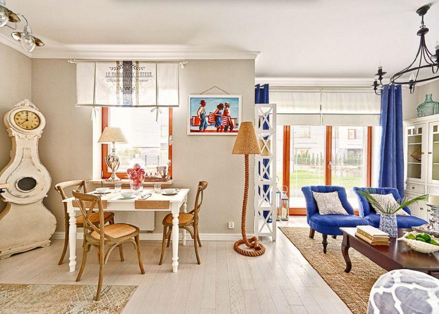 adelaparvu.com despre apartament 2 camere, 48 mp, decor marin, design interior Dream Home, Foto Drako Studio (21)
