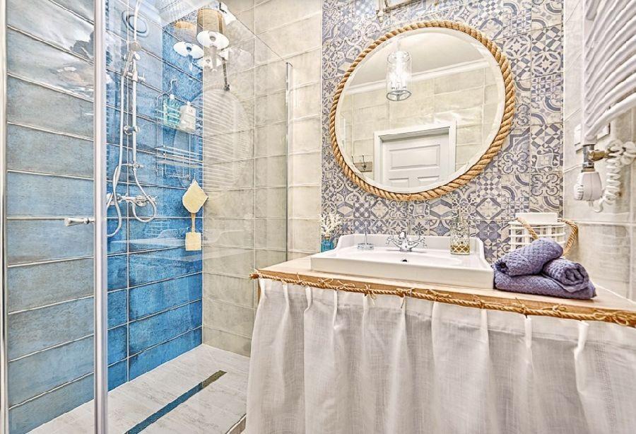 adelaparvu.com despre apartament 2 camere, 48 mp, decor marin, design interior Dream Home, Foto Drako Studio (25)