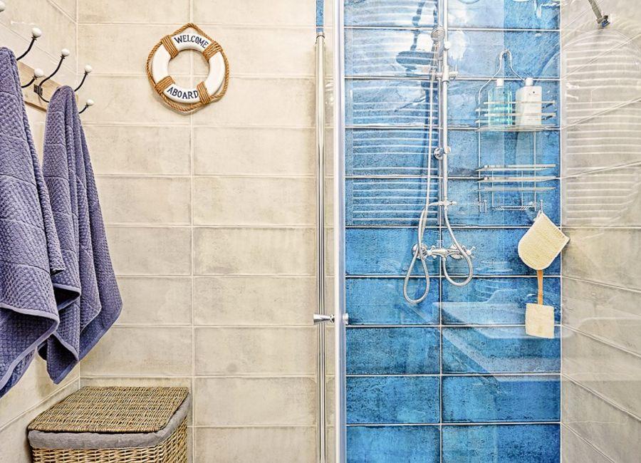 adelaparvu.com despre apartament 2 camere, 48 mp, decor marin, design interior Dream Home, Foto Drako Studio (26)