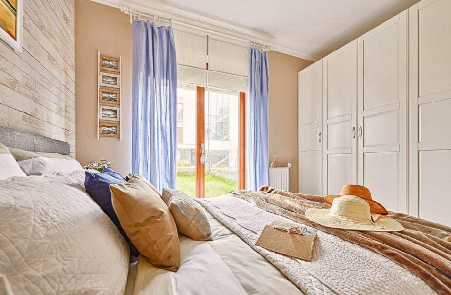 adelaparvu.com despre apartament 2 camere, 48 mp, decor marin, design interior Dream Home, Foto Drako Studio (7)