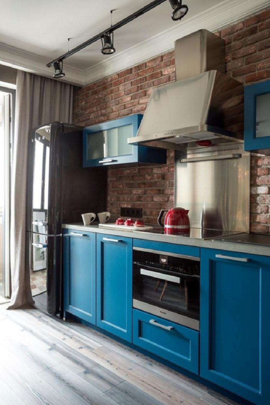 adelaparvu.com despre apartament 2 camere, 65 mp, cu loc de dressing, designer de interior Zhenya Zhdanova (20)