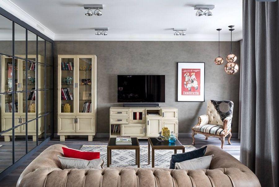adelaparvu.com despre apartament 2 camere, 65 mp, cu loc de dressing, designer de interior Zhenya Zhdanova (9)