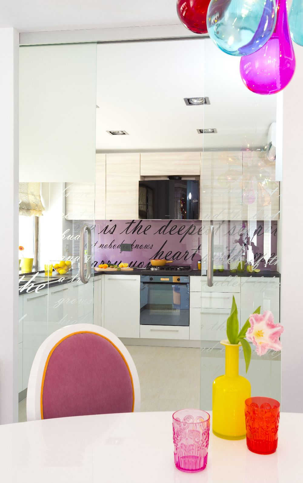 adelaparvu.com despre apartament Bucuresti, 160 mp, design interior Hamid Nicola Katrib, Foto HNK (13)