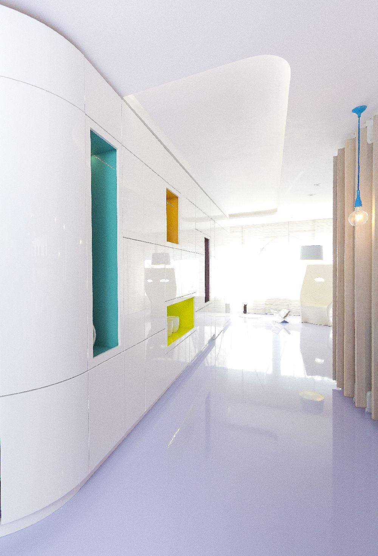 adelaparvu.com despre apartament Bucuresti, 160 mp, design interior Hamid Nicola Katrib, Foto HNK (2)