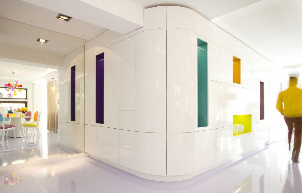 adelaparvu.com despre apartament Bucuresti, 160 mp, design interior Hamid Nicola Katrib, Foto HNK (20)