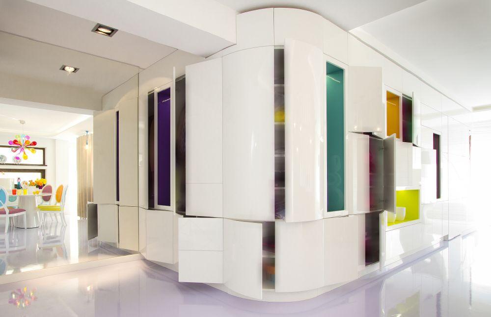 adelaparvu.com despre apartament Bucuresti, 160 mp, design interior Hamid Nicola Katrib, Foto HNK (21)