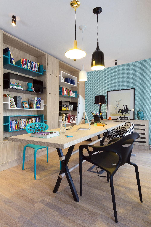 adelaparvu.com despre apartament Bucuresti, 160 mp, design interior Hamid Nicola Katrib, Foto HNK (8)