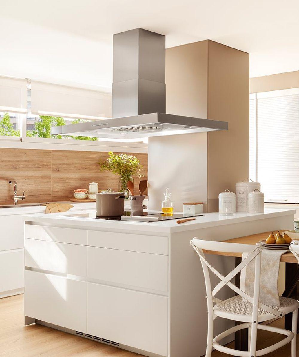 adelaparvu.com despre apartament cu camere separate de usi glisante, designer Pia Capdevila, Foto ElMueble (4)