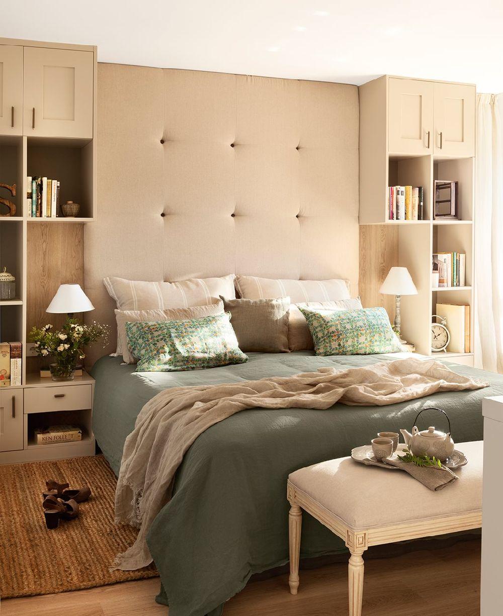 adelaparvu.com despre apartament cu camere separate de usi glisante, designer Pia Capdevila, Foto ElMueble (8)