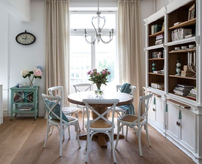adelaparvu.com despre apartament de 80 mp patrati cu aer rustic elegant, locuinta Rusia, designer Zhenya Zhdanova (102)
