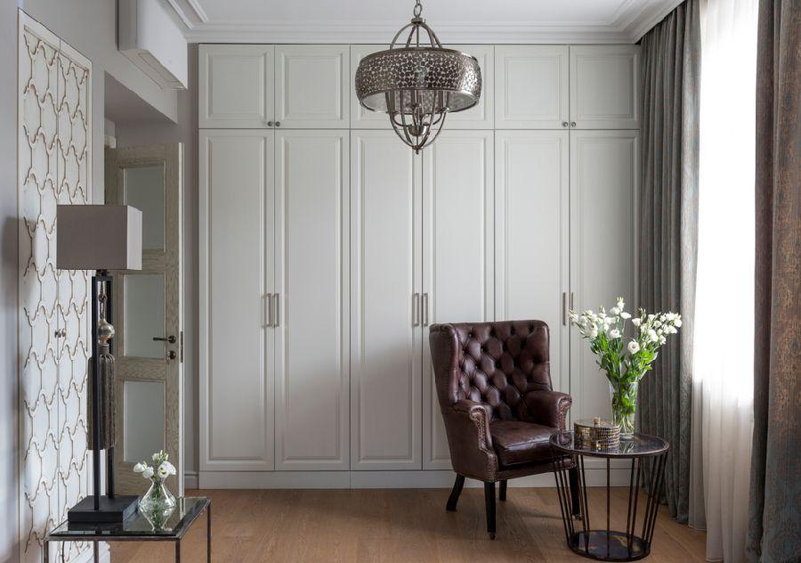 adelaparvu.com despre apartament de 80 mp patrati cu aer rustic elegant, locuinta Rusia, designer Zhenya Zhdanova (13)