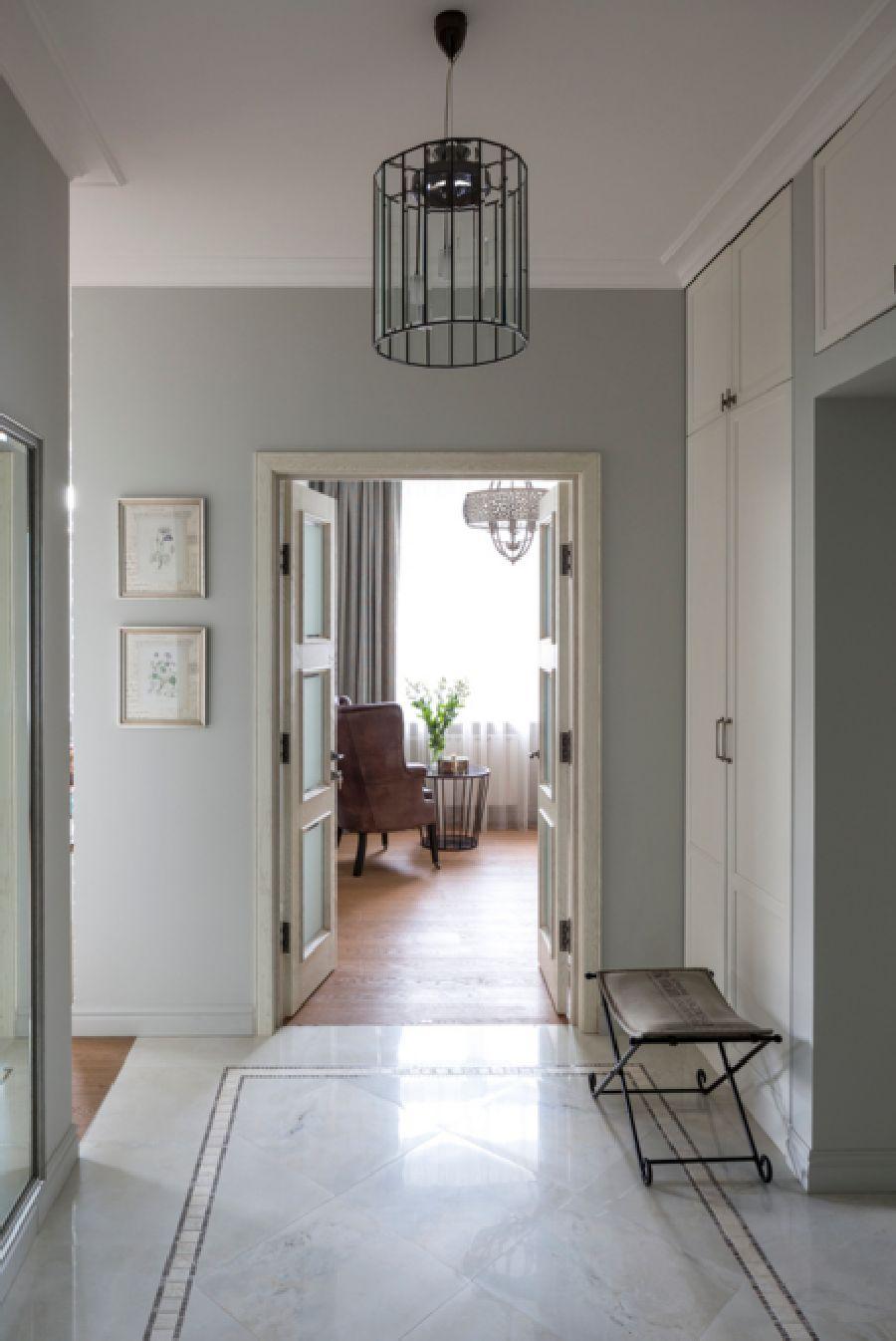 adelaparvu.com despre apartament de 80 mp patrati cu aer rustic elegant, locuinta Rusia, designer Zhenya Zhdanova (14)
