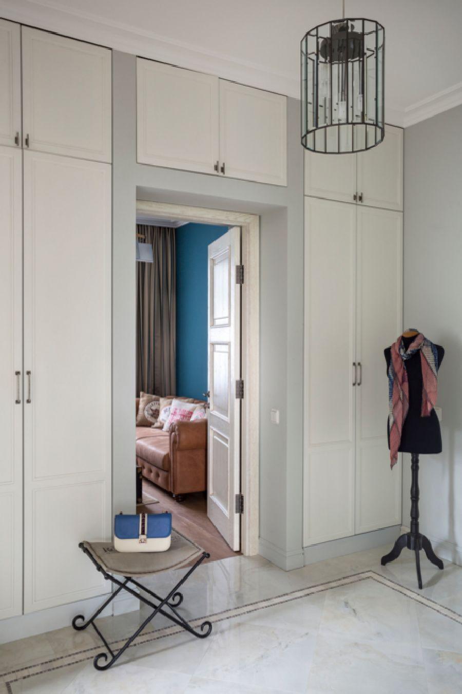 adelaparvu.com despre apartament de 80 mp patrati cu aer rustic elegant, locuinta Rusia, designer Zhenya Zhdanova (17)