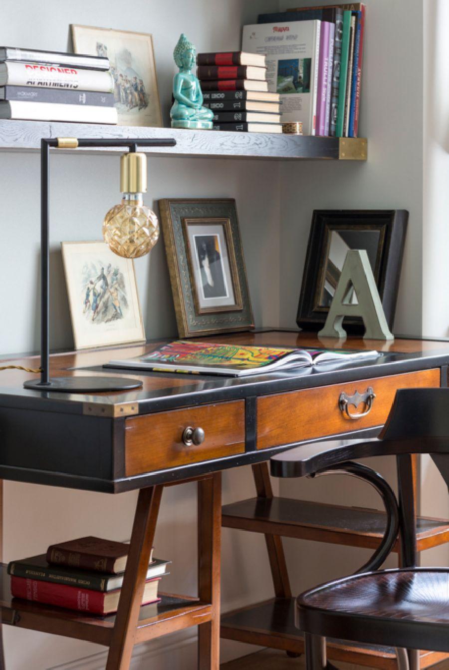 adelaparvu.com despre apartament de 80 mp patrati cu aer rustic elegant, locuinta Rusia, designer Zhenya Zhdanova (22)
