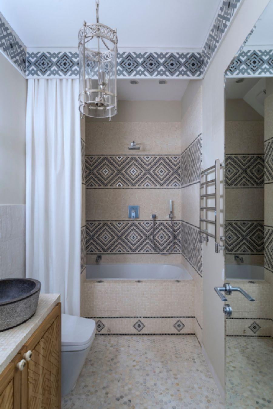 adelaparvu.com despre apartament de 80 mp patrati cu aer rustic elegant, locuinta Rusia, designer Zhenya Zhdanova (23)