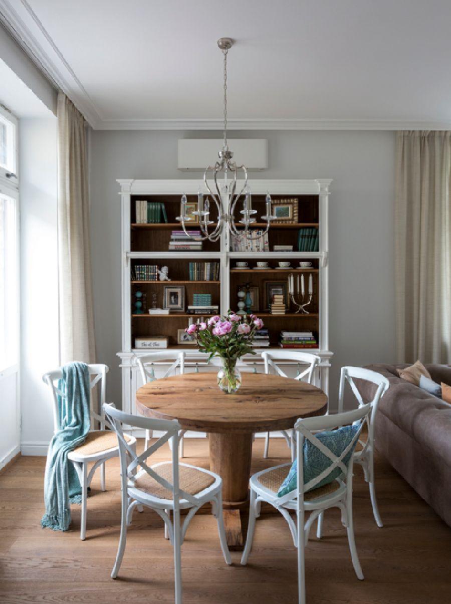 adelaparvu.com despre apartament de 80 mp patrati cu aer rustic elegant, locuinta Rusia, designer Zhenya Zhdanova (25)