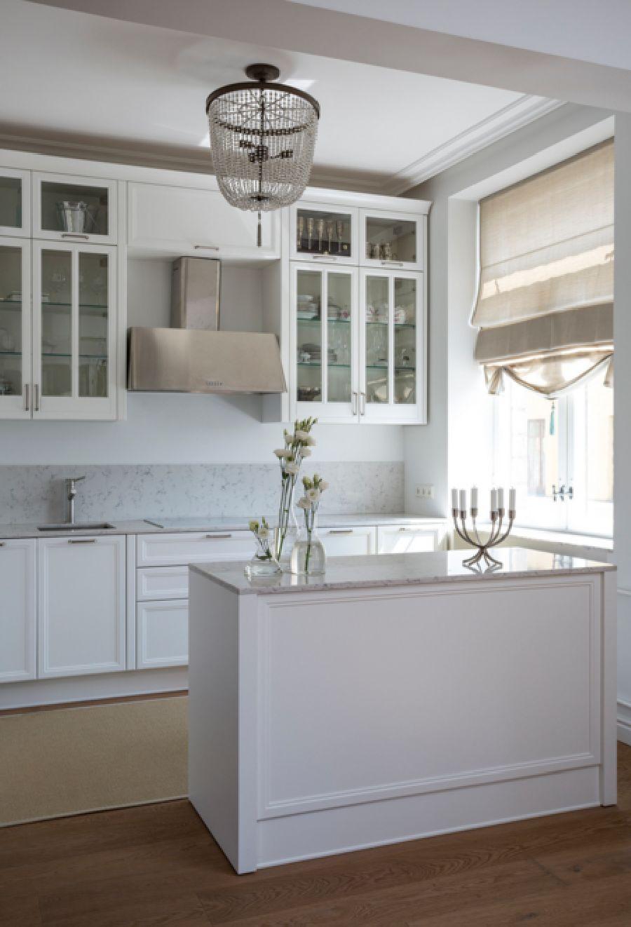 adelaparvu.com despre apartament de 80 mp patrati cu aer rustic elegant, locuinta Rusia, designer Zhenya Zhdanova (6)