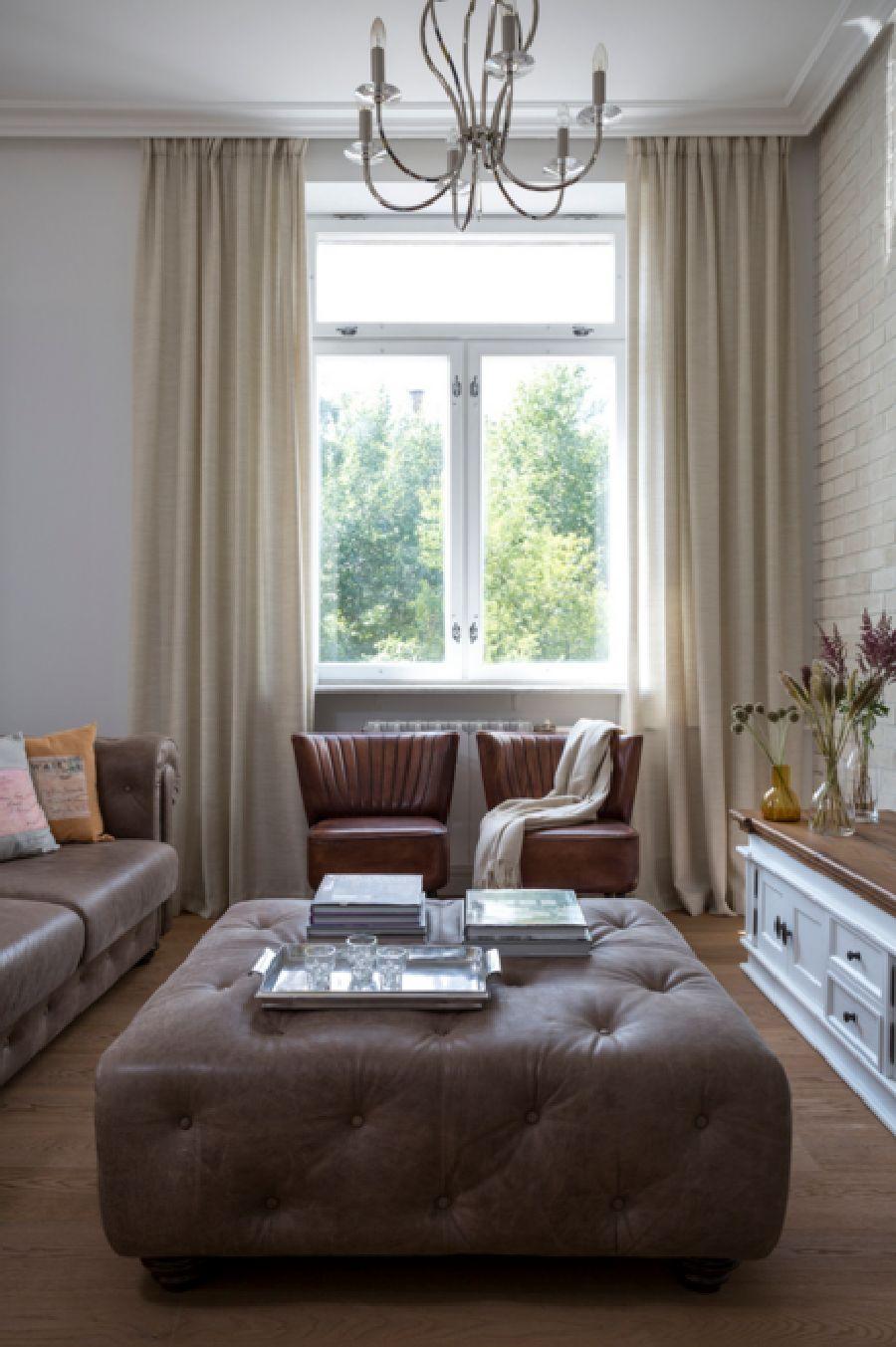 adelaparvu.com despre apartament de 80 mp patrati cu aer rustic elegant, locuinta Rusia, designer Zhenya Zhdanova (9)