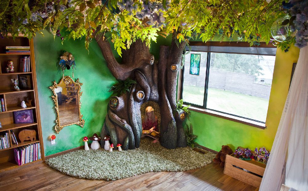 adelaparvu.com despre camera de copil amenajata cu decor de poveste, Foto Rob Adams (4)