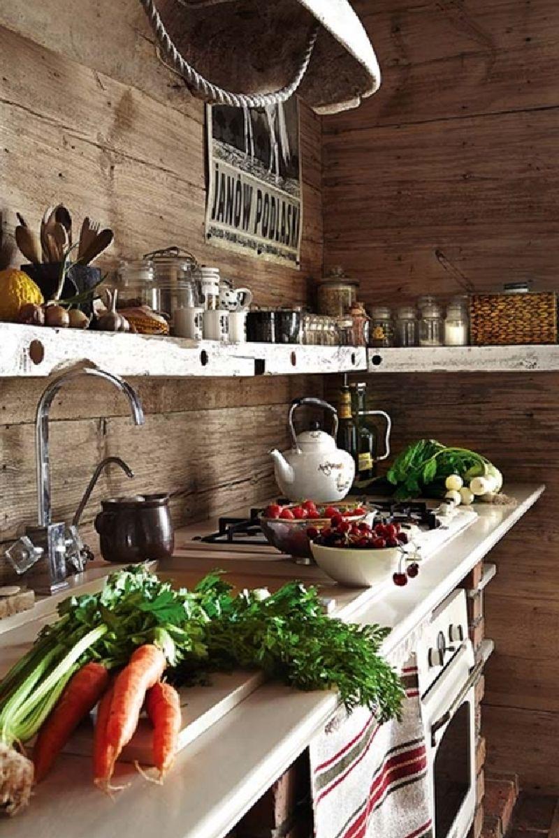 adelaparvu.com despre casa construita din lemn vechi, casa Polonia, Foto Weranda Country (16)