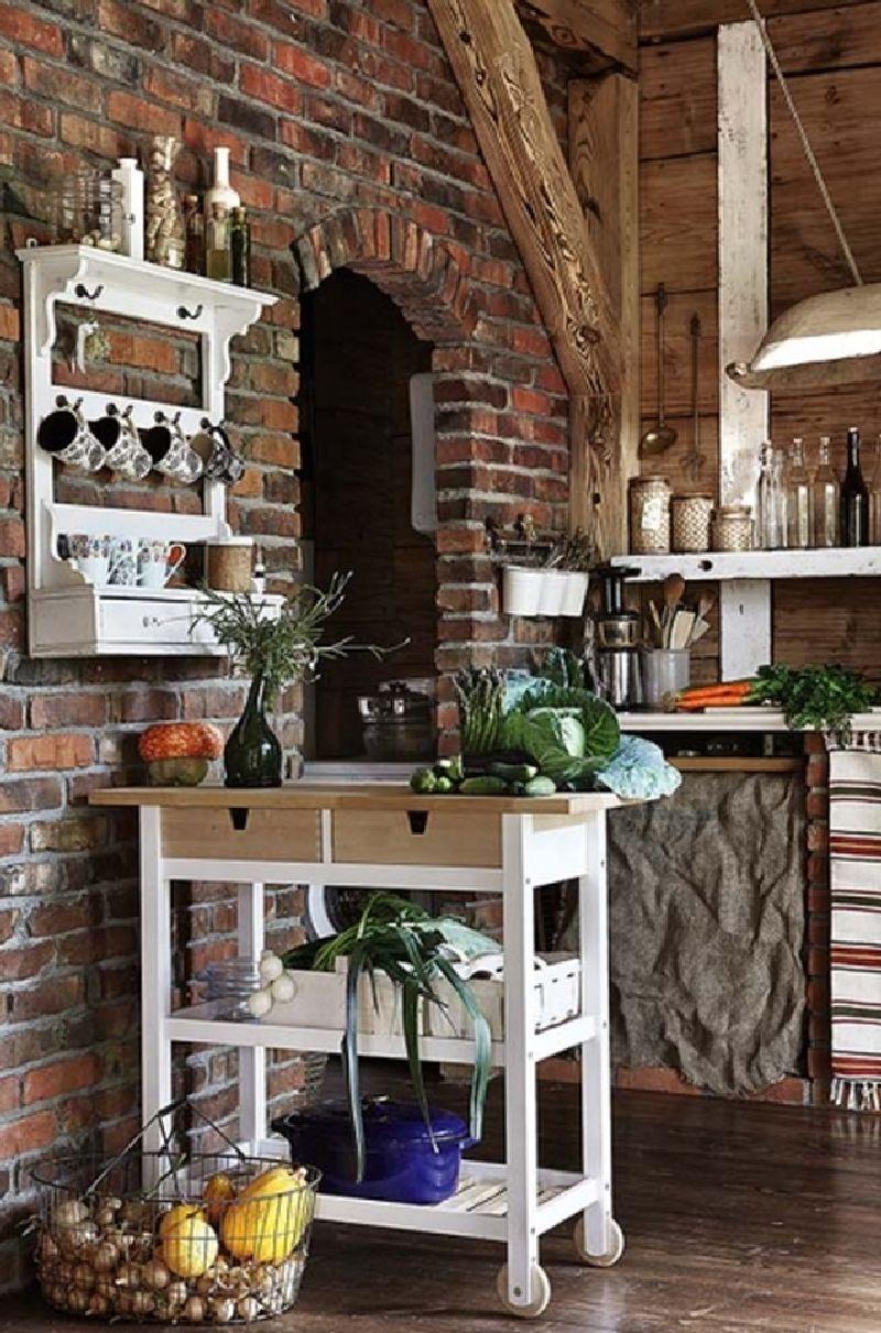 adelaparvu.com despre casa construita din lemn vechi, casa Polonia, Foto Weranda Country (17)