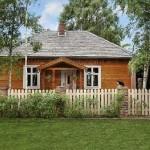 adelaparvu.com despre casa construita din lemn vechi, casa Polonia, Foto Weranda Country (2)