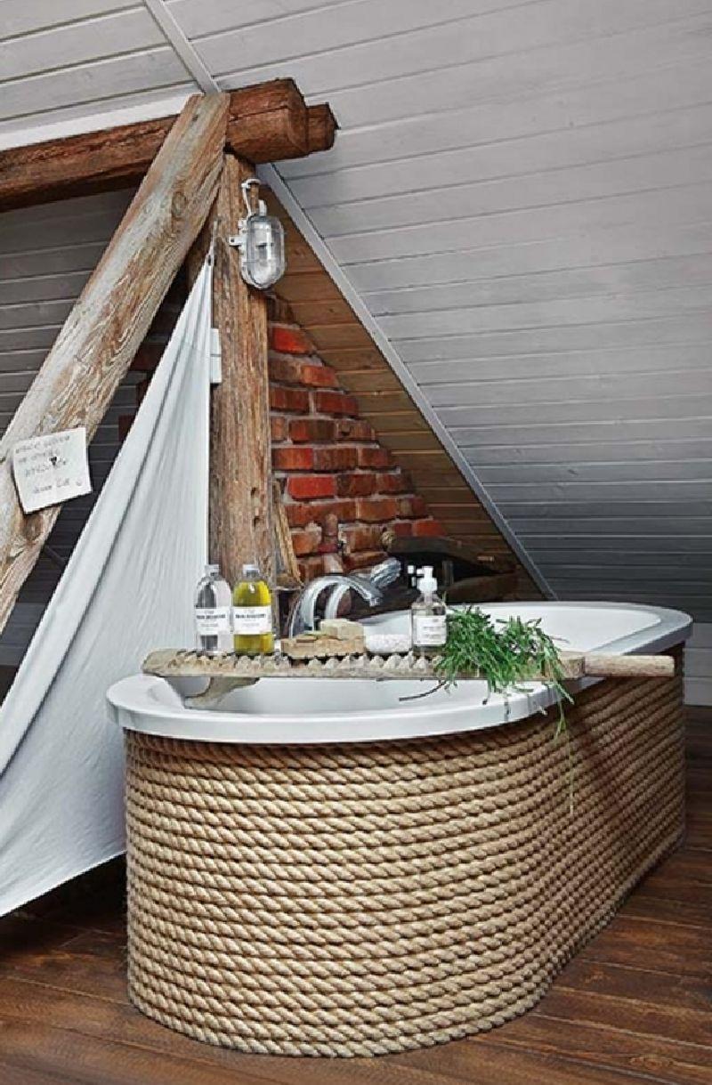 adelaparvu.com despre casa construita din lemn vechi, casa Polonia, Foto Weranda Country (8)