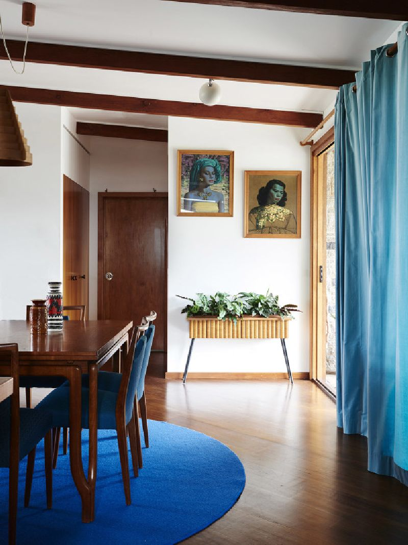 adelaparvu.com despre casa cu interior in stilul anilor 60, casa australiana, Foto Eve Wilson, The Design Files (9)