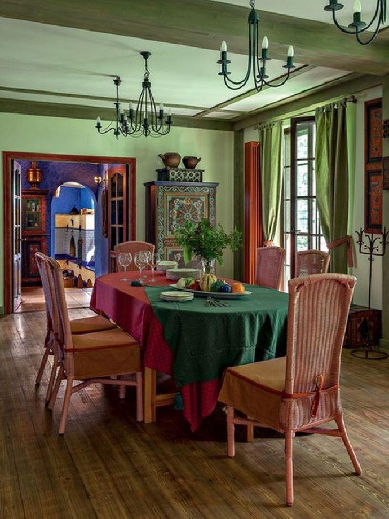 adelaparvu.com despre casa de vacanta rustica Rusia, arhitecti Sergei Zaitsev, Marina Sergeyeva, Foto AD Russia (5)