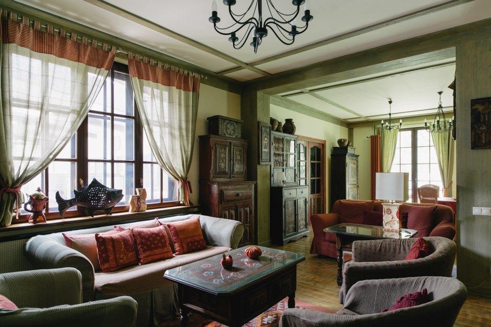 adelaparvu.com despre casa de vacanta rustica Rusia, arhitecti Sergei Zaitsev, Marina Sergeyeva, Foto Vika Bogorodkaya (13)