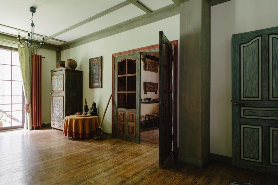 adelaparvu.com despre casa de vacanta rustica Rusia, arhitecti Sergei Zaitsev, Marina Sergeyeva, Foto Vika Bogorodkaya (20)