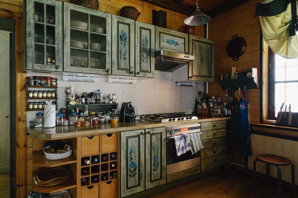 adelaparvu.com despre casa de vacanta rustica Rusia, arhitecti Sergei Zaitsev, Marina Sergeyeva, Foto Vika Bogorodkaya (8)