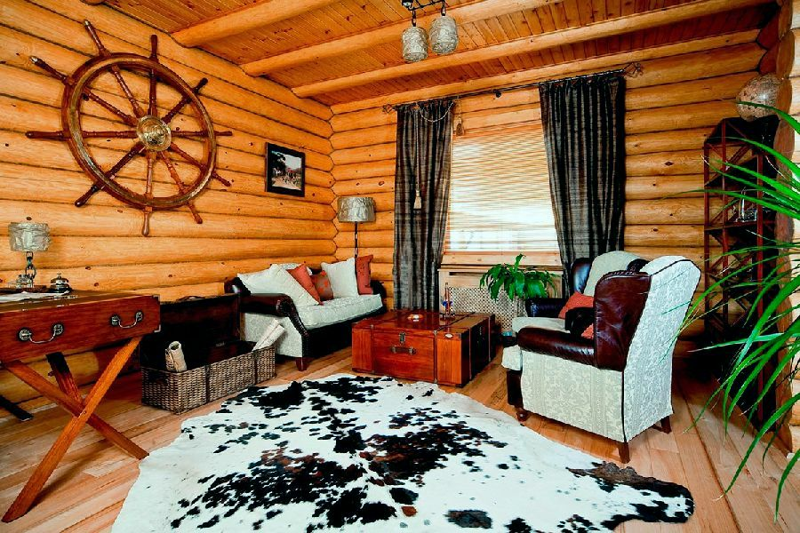 adelaparvu.com despre casa din barne de lemn, casa Rusia 192 mp, designer interior Svetlana Panarin, Foto Evgeniy Kylibaba, Gregory Yashuhin (13)