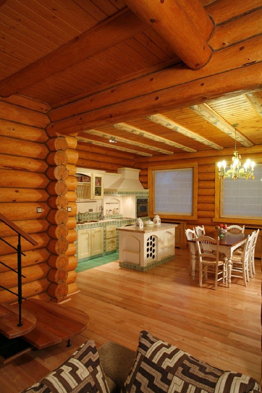 adelaparvu.com despre casa din barne de lemn, casa Rusia 192 mp, designer interior Svetlana Panarin, Foto Evgeniy Kylibaba, Gregory Yashuhin (17)