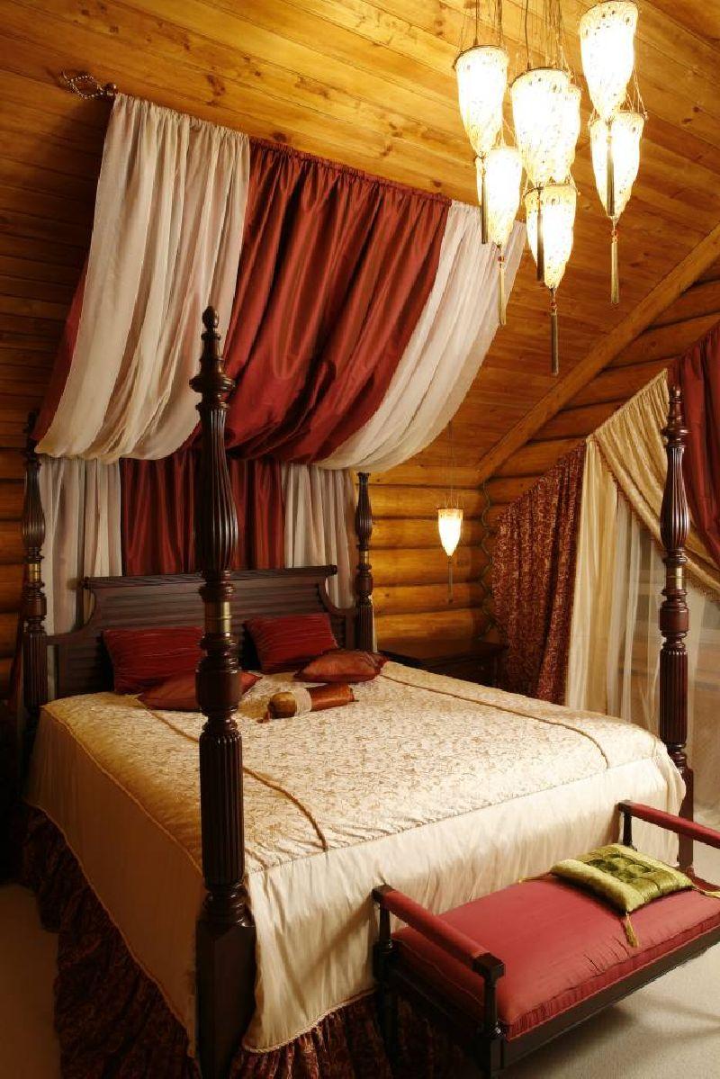 adelaparvu.com despre casa din barne de lemn, casa Rusia 192 mp, designer interior Svetlana Panarin, Foto Evgeniy Kylibaba, Gregory Yashuhin (2)