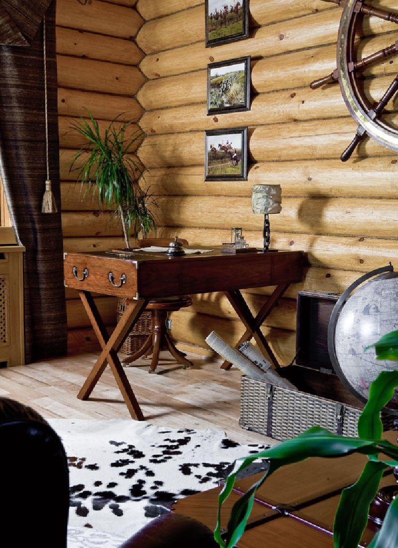 adelaparvu.com despre casa din barne de lemn, casa Rusia 192 mp, designer interior Svetlana Panarin, Foto Evgeniy Kylibaba, Gregory Yashuhin (4)