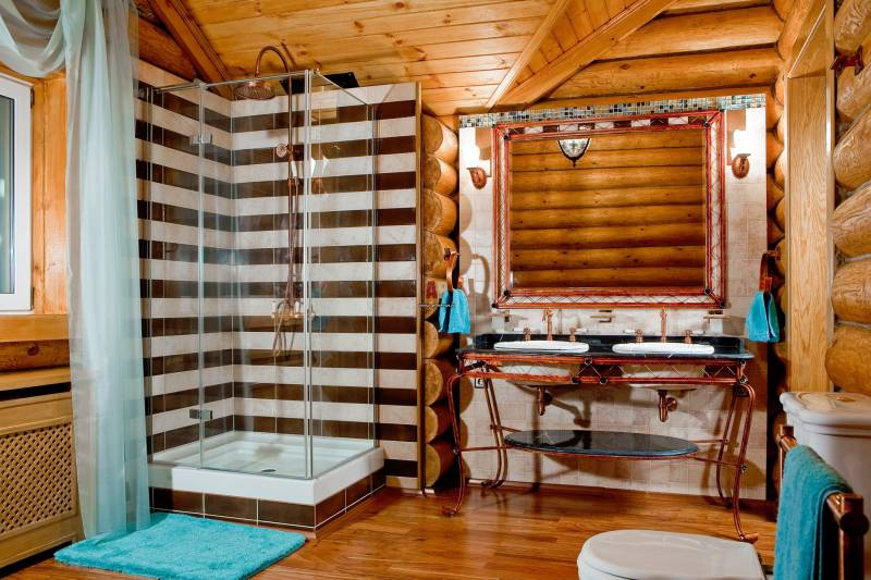 adelaparvu.com despre casa din barne de lemn, casa Rusia 192 mp, designer interior Svetlana Panarin, Foto Evgeniy Kylibaba, Gregory Yashuhin (5)