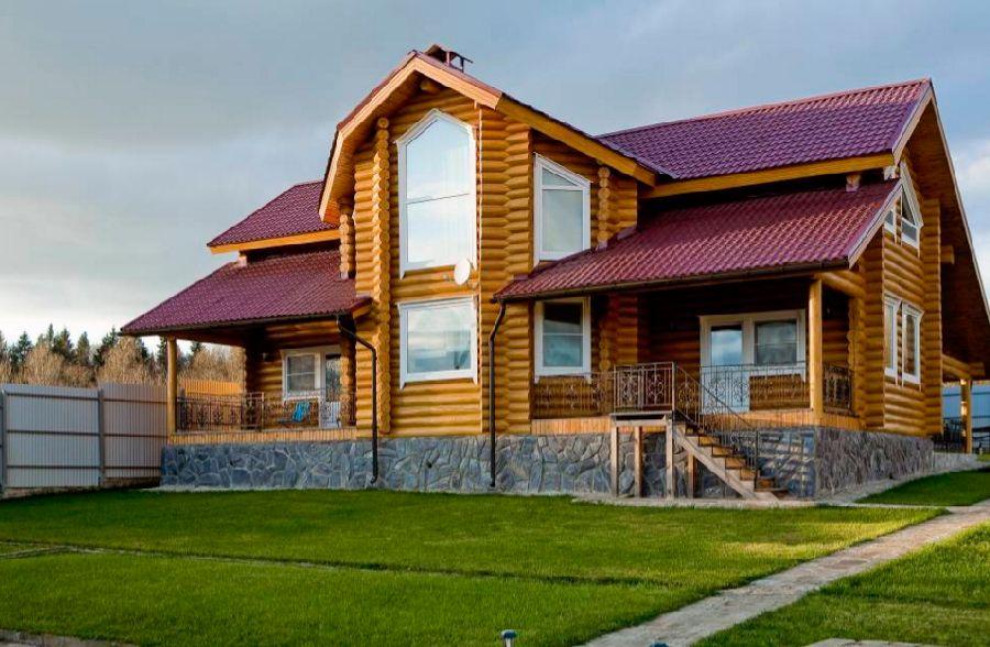 adelaparvu.com despre casa din barne de lemn, casa Rusia 192 mp, designer interior Svetlana Panarin, Foto Evgeniy Kylibaba, Gregory Yashuhin (8)