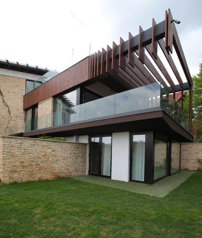 Superb casa modern din cluj napoca decorat de for Casa moderna romania