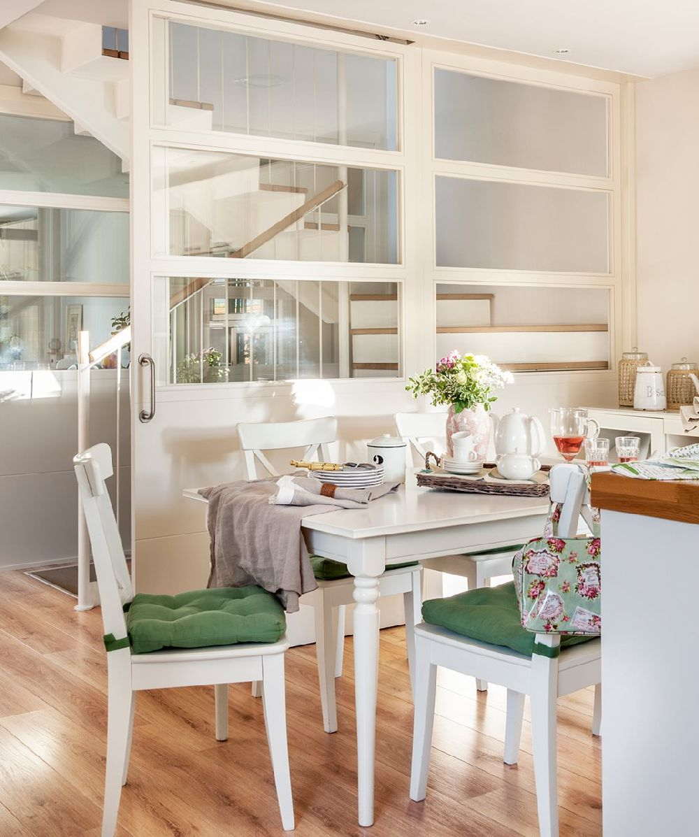 adelaparvu.com despre casa pentru familie cu deschidere catre terase, casa Spania, Foto ElMueble (10)