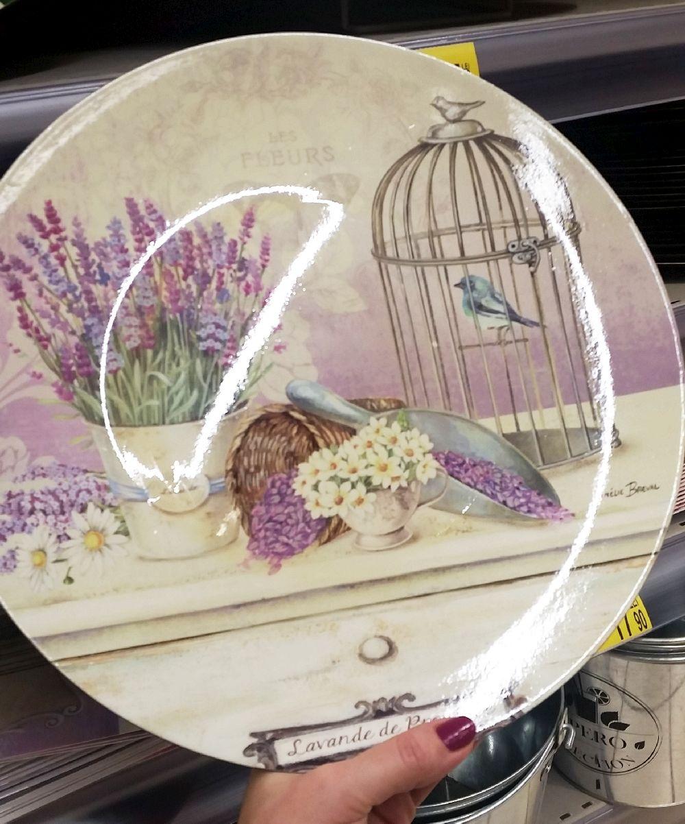 adelaparvu.com despre colectie de obiecte cu lavanda, promotie Carrefour martie 2016 (2)