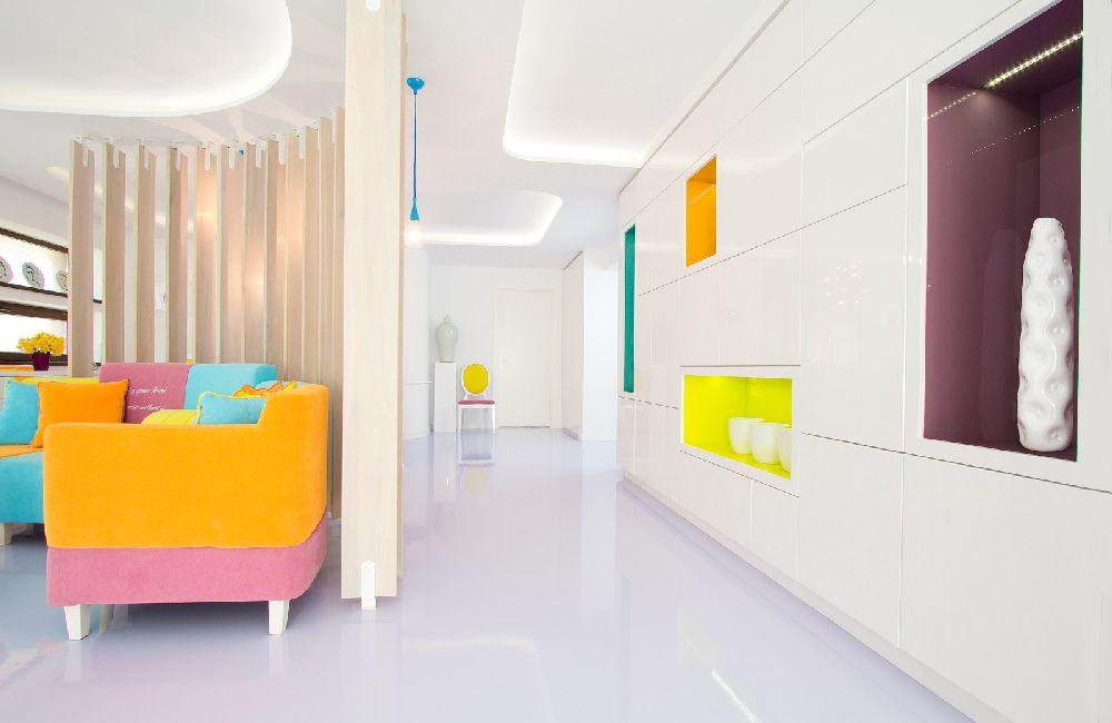 adelaparvu.com despre locuinta Bucuresti, 160 mp, designer Hamid Nicola Katrib (4)