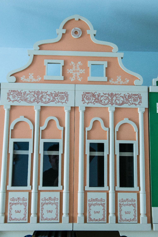 adelaparvu.com despre mobila din lemn pictata, artist Cristina Moldovan, Pictural Decor, Foto Gerry Husti (12)