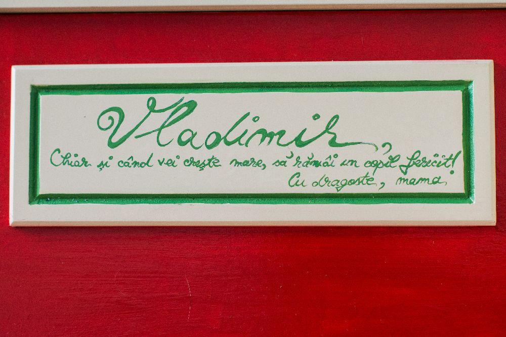 adelaparvu.com despre mobila din lemn pictata, artist Cristina Moldovan, Pictural Decor, Foto Gerry Husti (18)