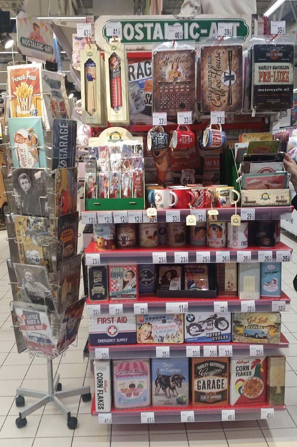 adelaparvu.com despre obiecte vintage la preturi bune, colectia Carrefour (18)