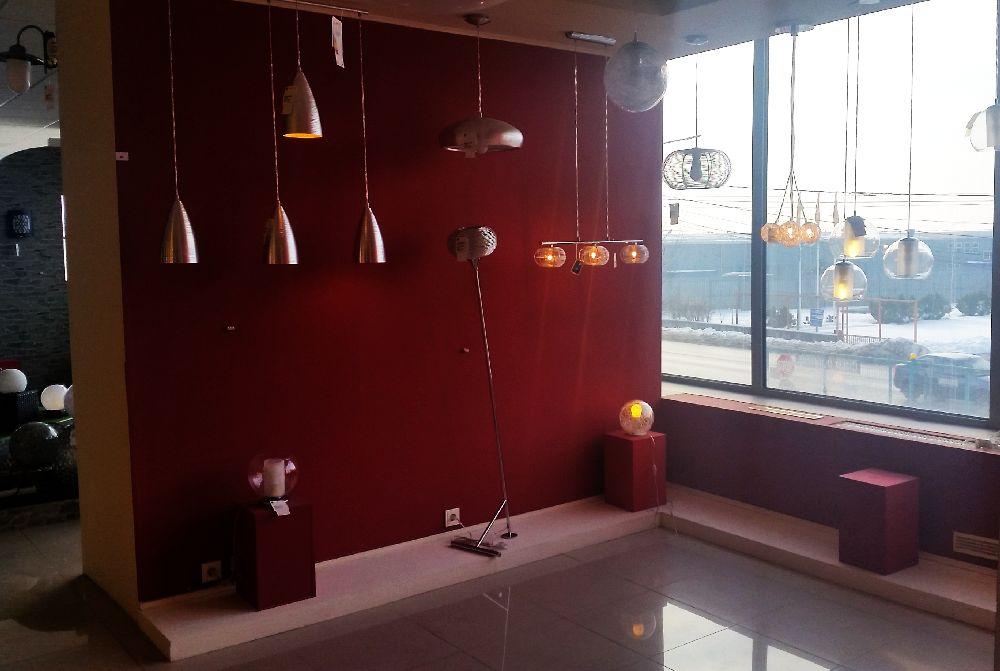 adelaparvu.com despre showroom corpuri de iluminat pe stoc, Eglo Romania (1)