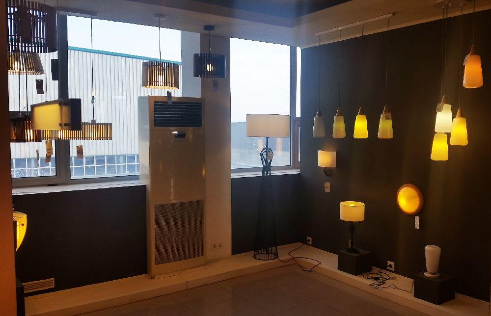 adelaparvu.com despre showroom corpuri de iluminat pe stoc, Eglo Romania (10)
